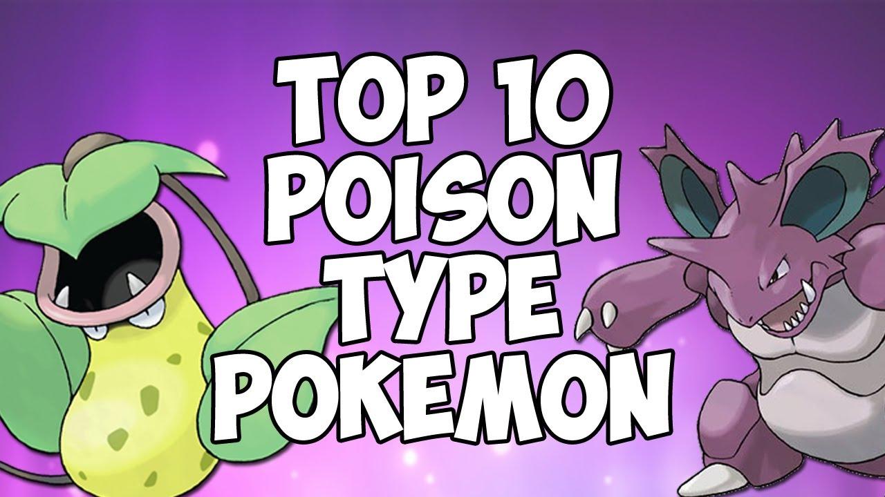Uncategorized Poison Type top 10 poison type youtube