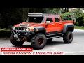 Garagem Drops #44: Hummer H3 recebe kit de suspensão e estilo invocado