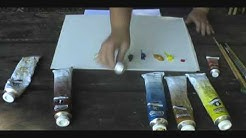 Painting Supplies - Oil Painting with Barbara Henderson