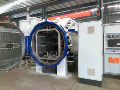 High  Vacuum Induction Melting Furnace