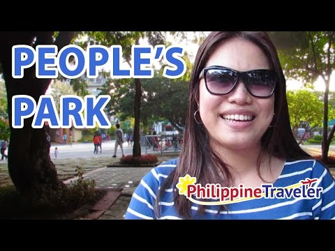 Why visit People's Park in Davao City?