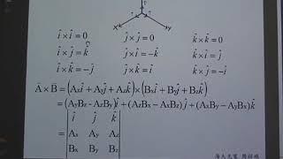 普通物理1 第3堂 Chap1 Introduction&Chap2 Vectors&Chap3 4 Particle Kinematics