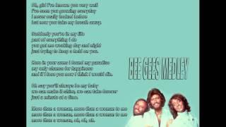 BeeGees Medley Karaoke
