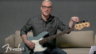 How to Tune a Guitar | Bass Tuning for Beginners | Fender