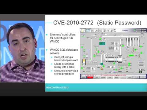 Trickle Down Cyber-Warfare - Alex Stamos