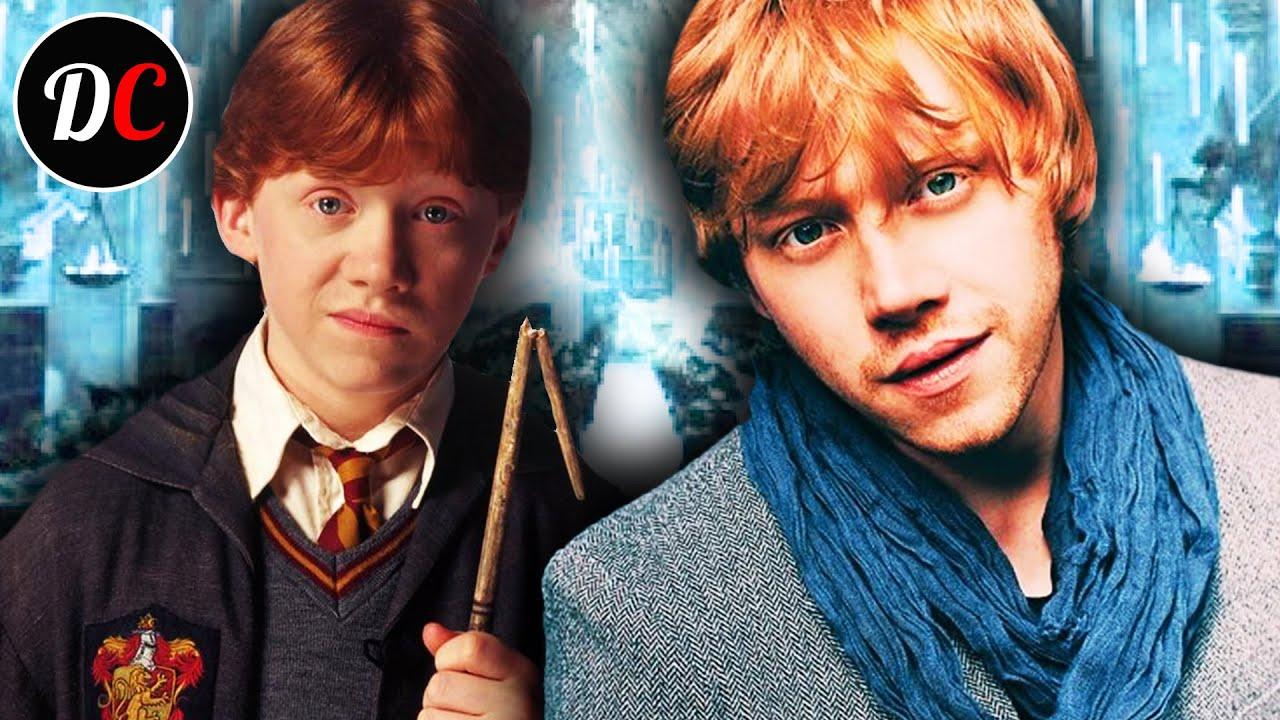 Rupert Grint - już zawsze będzie Ron'em Weasley'em?