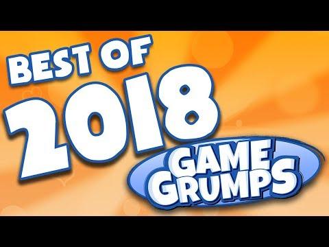 BEST OF Game Grumps - 2018!