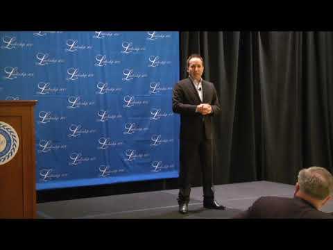 LEADERSHIP 100, 27th Annual Conference Address John Angelos