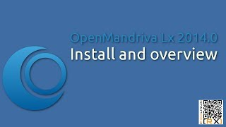 OpenMandriva Lx 2014.0 Install and overview | A delicious Linux recipe. Fun flavored. [HD]