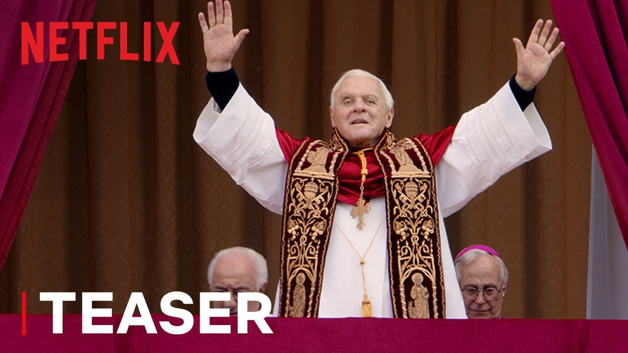 The Two Popes (2018)