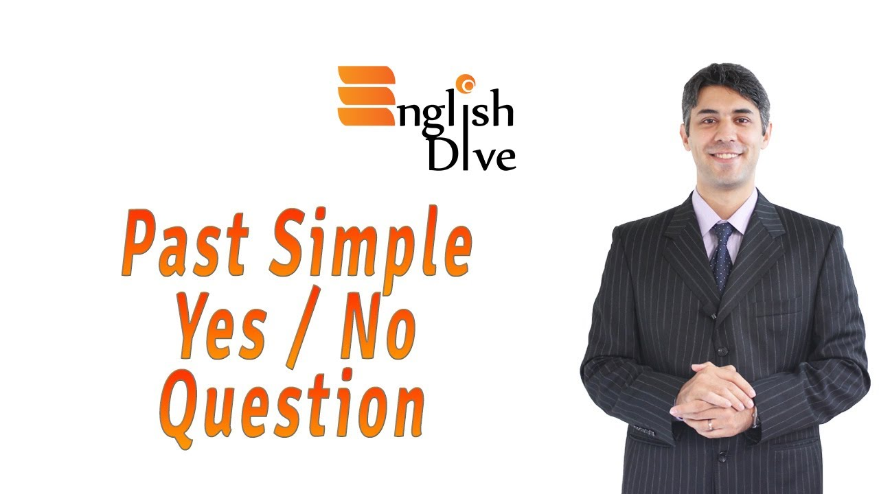 small resolution of Past simple Yes/No Questions (EnglishDive) –Multimedia-English videos