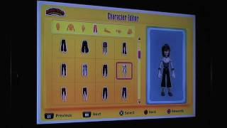 Rag Doll Kung Fu: Fists of Plastic Character Customization
