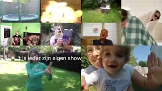 IEDER Z'N EIGEN SHOW (Academielied AMWN)