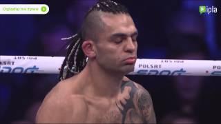 Dawid Kostecki - Andrzej Sołdra - Polsat Boxing Night - początek walki