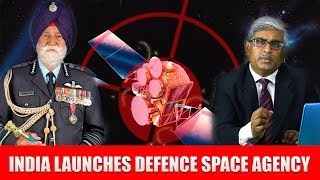 India Launches Defence Space Agency On Birth Centenary of Marshal of IAF Arjan Singh