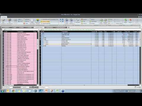 Applying Quantity Ratios to SketchUp Models for Detailed Construction Schedules and Estimates.wmv