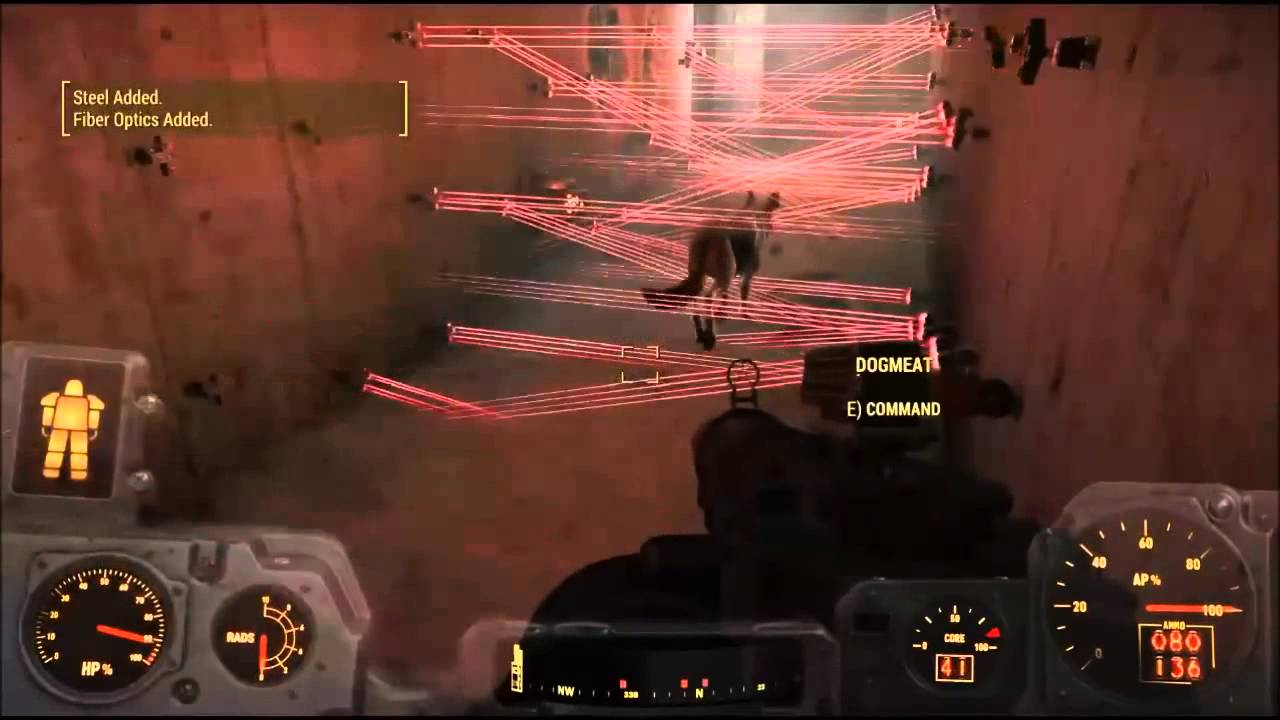 Fallout  Funny Moment Oooh Dogmeat