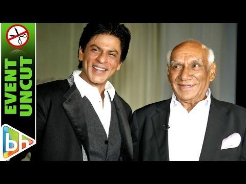Shah Rukh Khan Event UNCUT | Receives 4th National Yash Chopra Memorial Award 2017