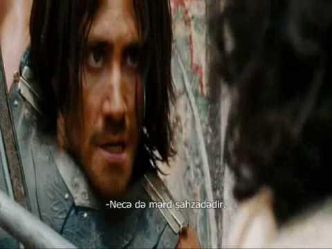 Prince of Persia [Official trailler] Azerbaijan subtitles - Filmin.az - TAC.az