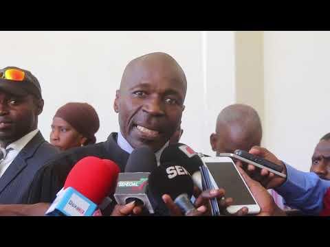"""Me Ousseynou Fall:""""La cour d'appel aurait du déclarer la liberté de Khalifa Sall."""""""