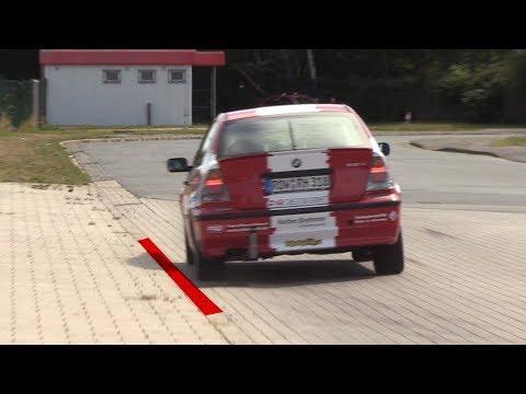 Fischereihafen-Rallyesprint - 2018 - Alexander Brase - Christa Hey - BMW E46 318ti