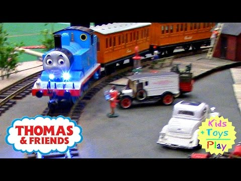 Thomas and Friends Model Trains | Thomas the Tank Engine HO/OO Scale