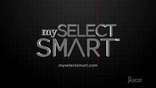 mySelectSmart Wireless Remote with Dimming Lighting Control