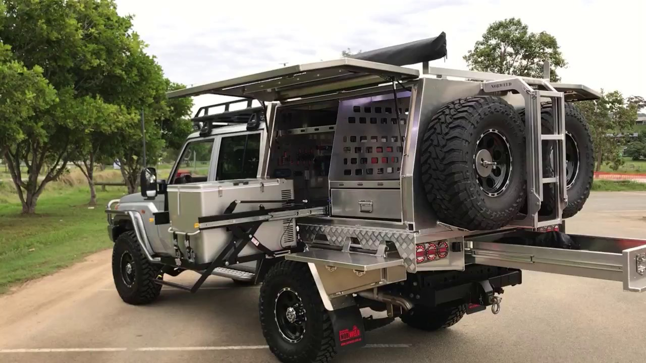 Pro Touring Concepts Chris S Toyota Landcruiser 79