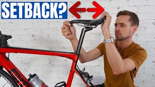 Is Your Saddle t๐o far Forward OR Back? (HOW to Set Saddle Fore-Aft)