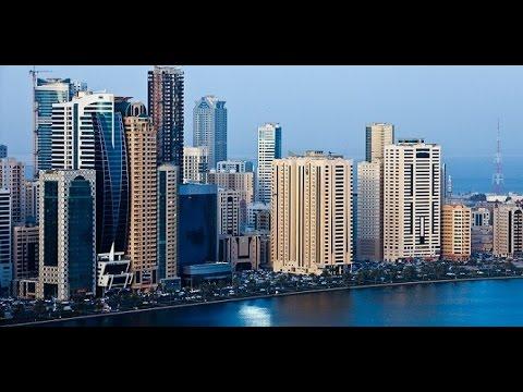 Haw you see sharjah city UAE