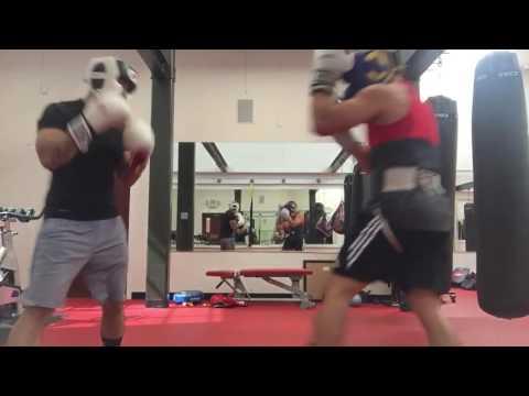 Gonzo vs Ian round 2