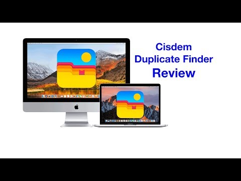 Weed Out Duplicate Files with Cisdem Duplicate Finder for Mac!