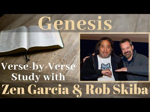 Genesis Revisited Ep 34 - Rob Skiba and Zen Garcia