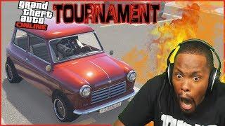 GTA 5 Race Tournament! (You Won't Believe The Ending)