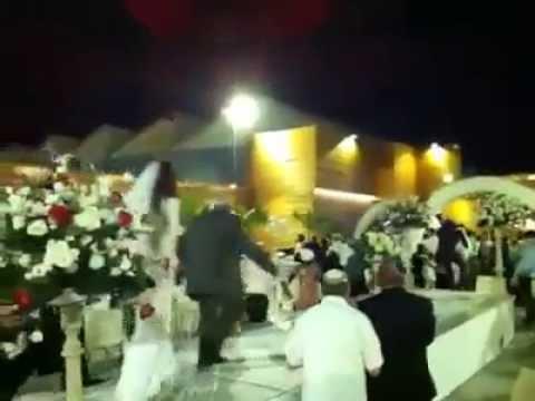 Live Israël : des roquettes interrompent un mariage à Ashdod