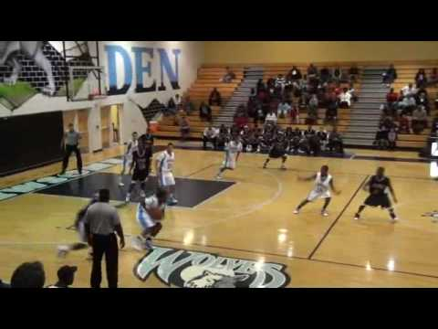 LaCorte Suber with the steal
