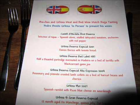 Bacchus Pub And Kitchen In Hoxton Street London Wmv