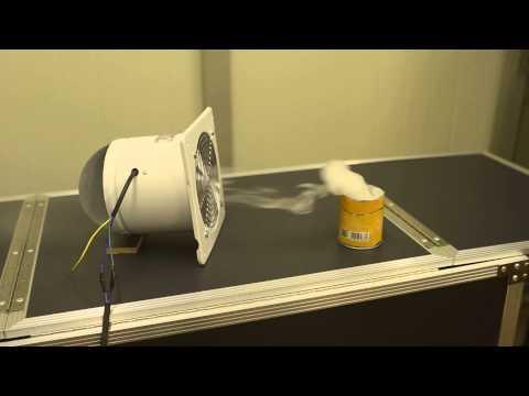 Мощный 730 м3/час, тихий вытяжной вентилятор с обратным клапаном