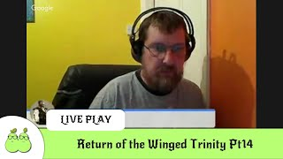 Return of the Winged Trinity Pt14. Frontiers