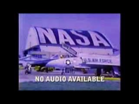 NASA 816 and NASA 616 Research Planes (Convair F 106)