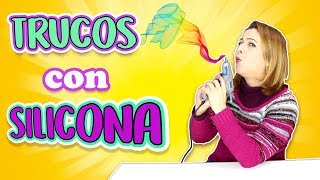 Manualidades y trucos con pistola de silicona caliente | DIY Hot Glue Life Hacks and crafts