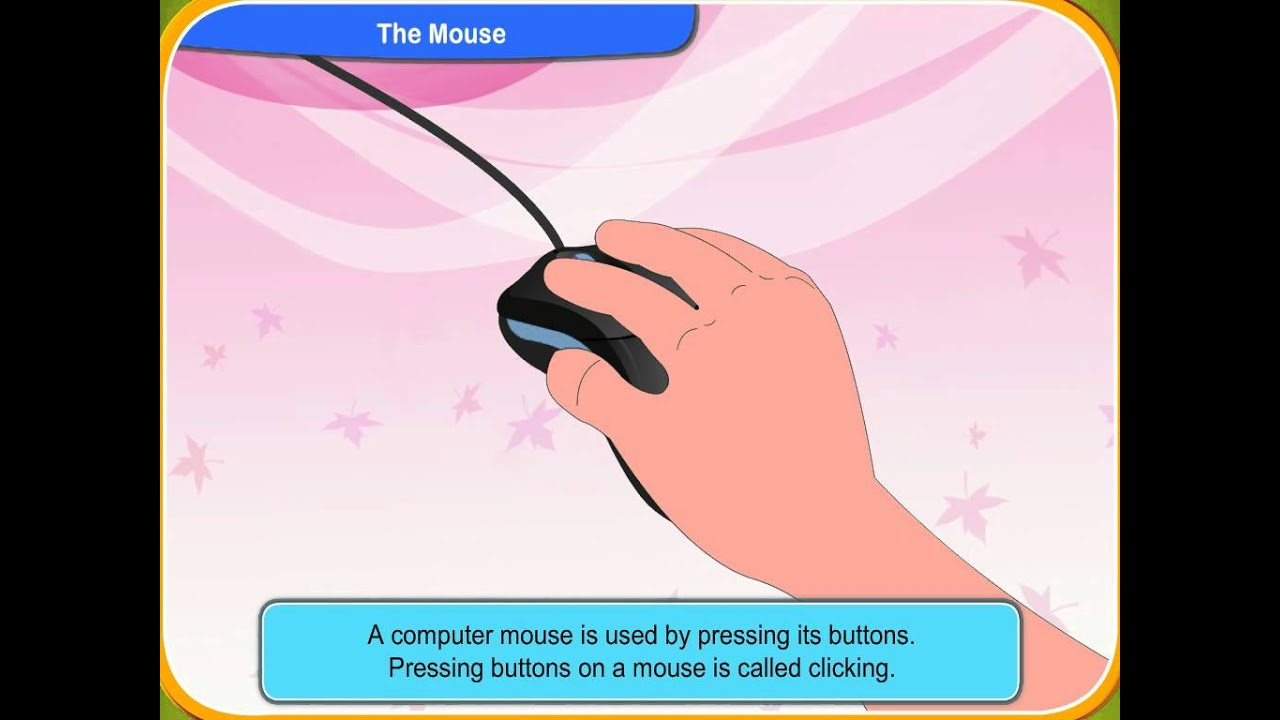 medium resolution of Password 1: Chapter 4- The Mouse - YouTube
