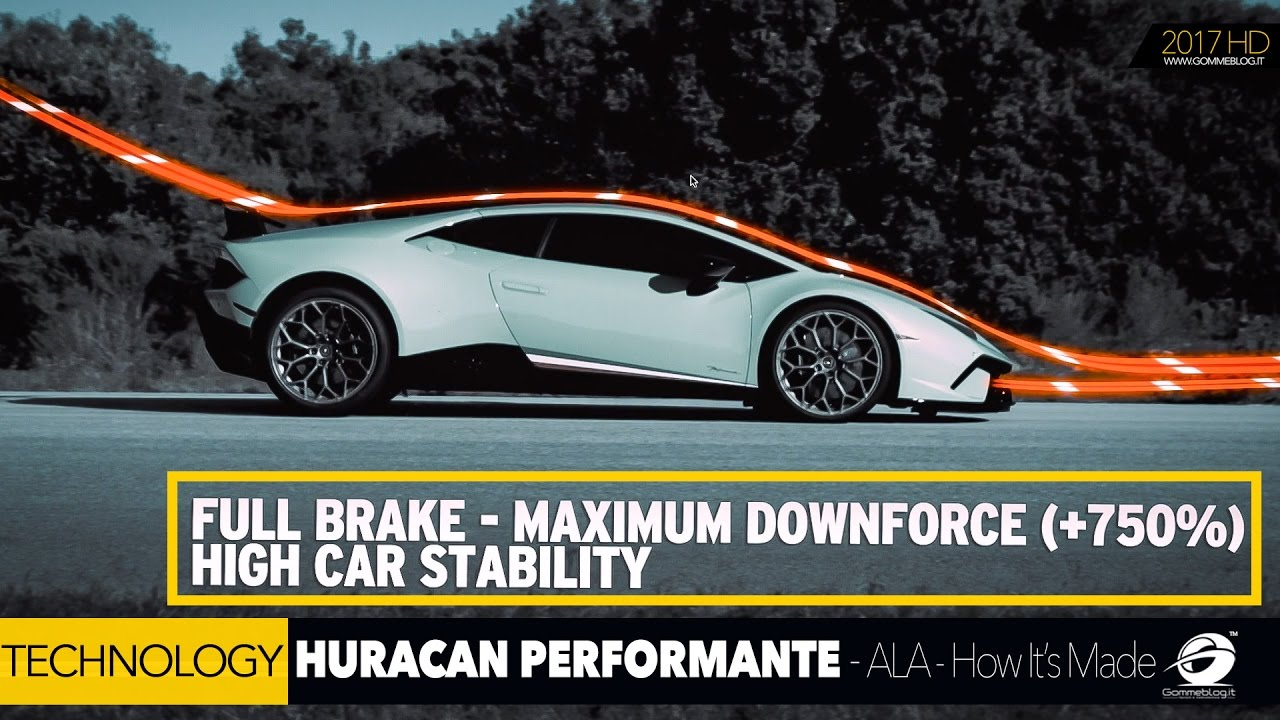 2018 lamborghini huracan performante top speed. perfect huracan lamborghini huracan performante how itu0027s made the active aerodynamics  ala  gommeblog in 2018 lamborghini huracan performante top speed