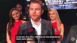 Canelo Alvarez vs Billy Joe Saunders Fight in Negotiations & Gennady Golovkin (GGG) Trilogy Next