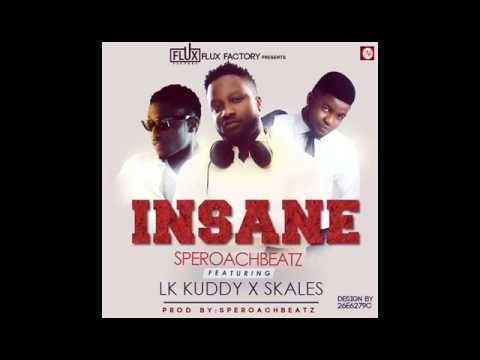 Music: SperoachBeatz – Insane ft  LK Kuddy & Skales