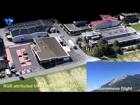 SwissDrones Operating AG LIDAR SOLUTION