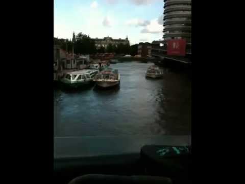 Amsterdam Tourist Boats