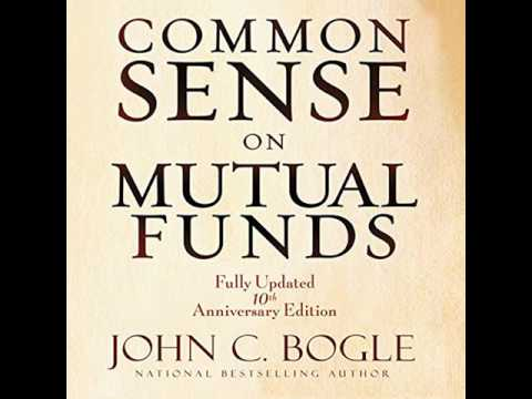 Common Sense on Mutual Funds Audiobook 1