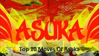 Top 10 Moves Of Asuka