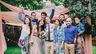 Свадебная вечеринка The Nazins